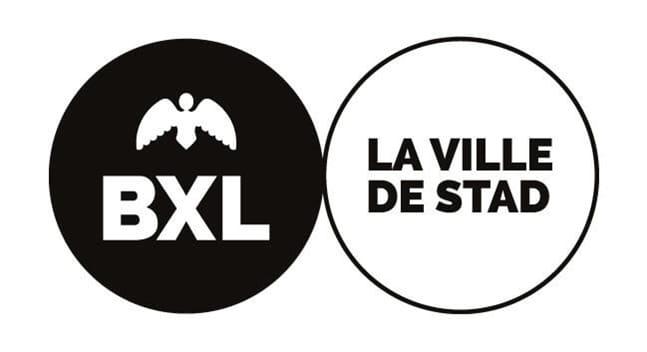 BXL La Ville De Stad Logo